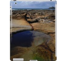 Rock Pool iPad Case/Skin