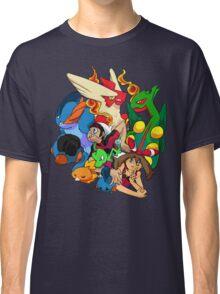 Pokemon ROSA - Hoenn Confirmed Classic T-Shirt