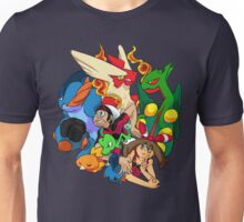 Pokemon ROSA - Hoenn Confirmed Unisex T-Shirt