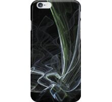 Fractal Peacock iPhone Case/Skin