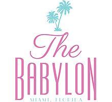 The Babylon Nightclub Photographic Print