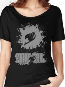 Fairy Tail Splash #2 Version (Grey) Women's Relaxed Fit T-Shirt