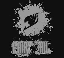 Fairy Tail Splash #2 Version (Grey) Unisex T-Shirt