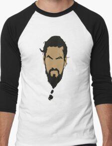 Game of Thrones - Khal Drogo Men's Baseball ¾ T-Shirt