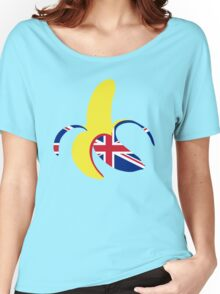 British Banana [Brexit Special] Women's Relaxed Fit T-Shirt
