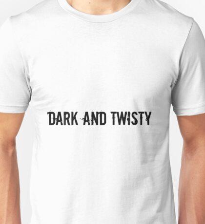 Dark and Twisty Unisex T-Shirt