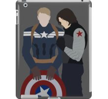 Till The End Of The Line iPad Case/Skin
