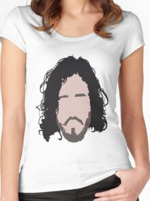 Game of Thrones - Jon Snow Women's Fitted Scoop T-Shirt
