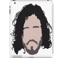 Game of Thrones - Jon Snow iPad Case/Skin
