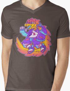 Sobek Mens V-Neck T-Shirt