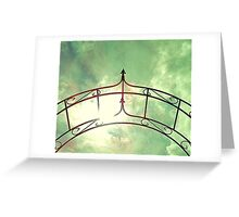 Pierce the Sky Greeting Card
