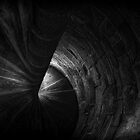 Spiral Stone Steps by Andrew Dickman