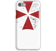 Umbrella Corporation iPhone Case/Skin