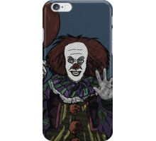 Pennywise the Clown, From Stephen King's IT iPhone Case/Skin