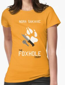 The Foxhole Court Womens Fitted T-Shirt