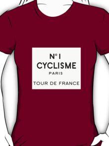 Tour de France Cycling Paris T-Shirt