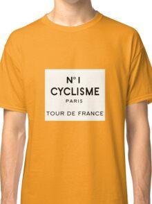 Tour de France Cycling Paris Classic T-Shirt