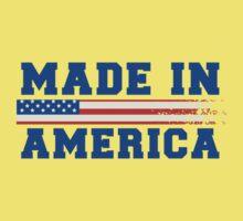 Made In America Kids Tee