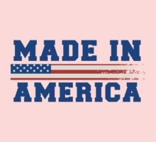 Made In America Kids Clothes
