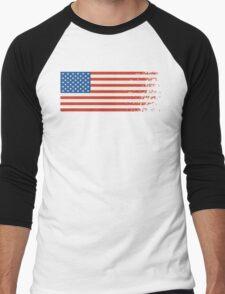 America Graffiti Flag T-Shirt