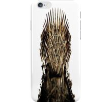 Game of Thrones - The Iron Throne iPhone Case/Skin