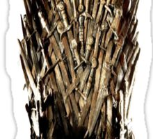 Game of Thrones - The Iron Throne Sticker