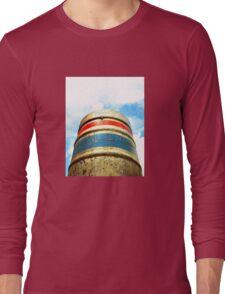 Coors Beer Barrel Long Sleeve T-Shirt