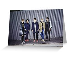 Day6 Greeting Card