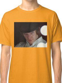 Malcolm McDowell - Alex (A Clockwork Orange) Classic T-Shirt