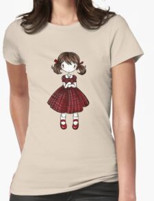 Dana Dollie Womens Fitted T-Shirt