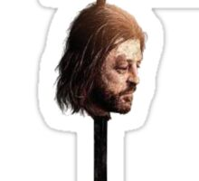 Game of Thrones - Ned Stark Sticker