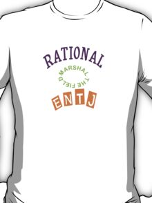 ENTJ Rationals personality type. T-Shirt