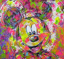 MICKEY by artxr