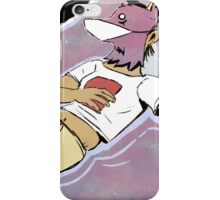 Down The Night River iPhone Case/Skin