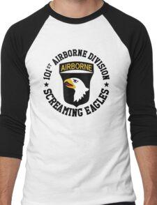 Screaming Eagles Men's Baseball ¾ T-Shirt