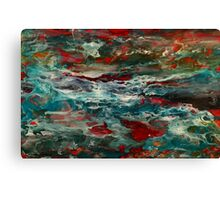 When Hell Freezes Over Canvas Print