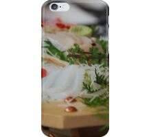 She Sells Sashimi by the Seashore iPhone Case/Skin