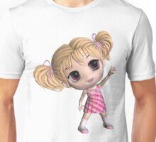 Chibi Girl Unisex T-Shirt