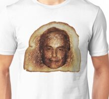 Richard Dawkins Miracle Toast 2 (light) Unisex T-Shirt