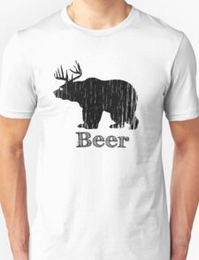 Beer for confused animals T-Shirt