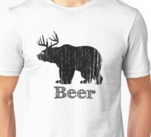 Beer for confused animals Unisex T-Shirt