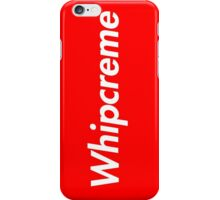 Whipcreme iPhone Case/Skin