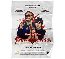 The Mysterious Case of Janet Snakehole Poster
