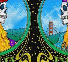 DEAD & COMPANY  SAN FRANCISCO, CA Sticker