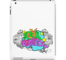 Urban Graffiti iPad Case/Skin