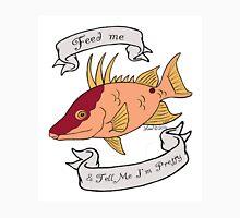 Hogfish diva Unisex T-Shirt