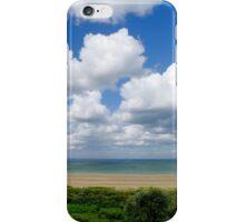 Colleville-sur-Mer view iPhone Case/Skin