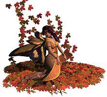 Autumn Fae by MichelleIacona