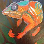 Chameleon by Katie Grubb
