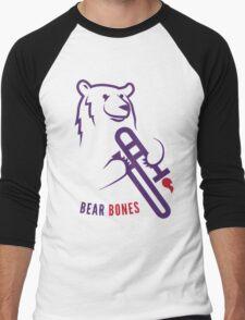 Bear Bones Men's Baseball ¾ T-Shirt